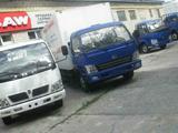 Альтернатива Газели грузовики ваw и JBC